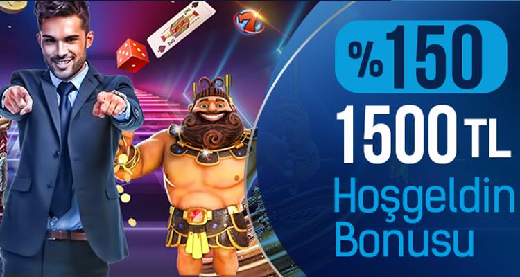 Funbahis %150 1500 TL Hoşgeldin Bonusu